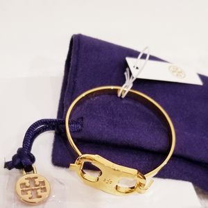 Tory Burch Gemini ID bangle